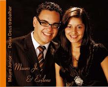 Eu e minha esposa ,formamos um lindo ministério