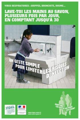 Lave toi les mains