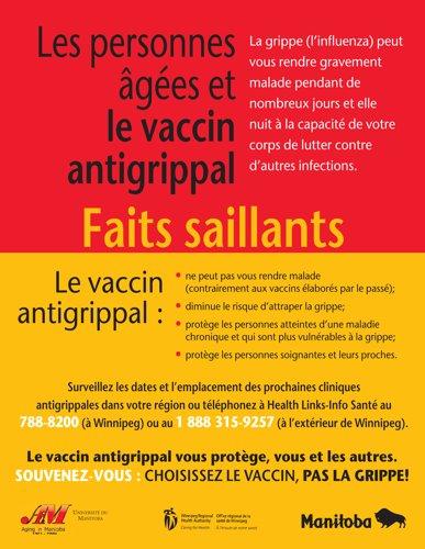 Vaccination anti-grippe des seniors