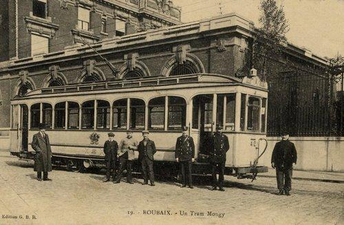 Le Tram mongy