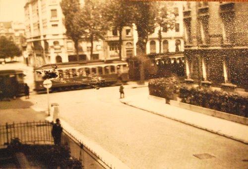 Le Grand Boulevard pendant la guerre 1939-1945