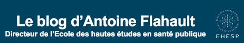 Le blog d'Antoine Flahaut