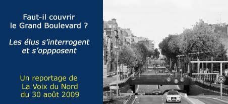Quel avenir pour le Grand Boulevard ?  Comment l'imaginer ?