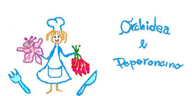 orchidea e peperoncino non solo cucina ma anche..........