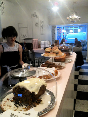 High Tea of Highgate interior counter