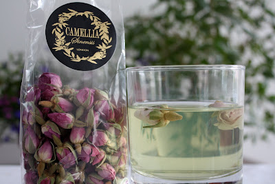 Camellia World Teas Soho rose