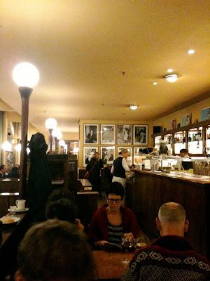 Cafe einstein mitte interior