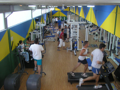 Tu gimnasio sala de maquinas for Tu gimnasio