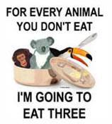 Vegans beware!