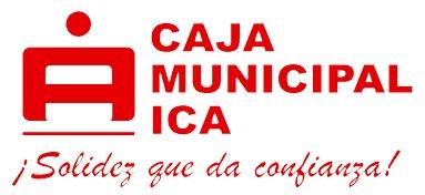 Logo Caja Municipal de Ica