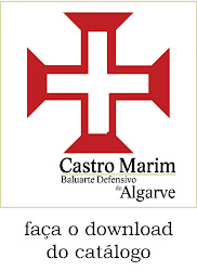"Catálogo ""Castro Marim - Baluarte Defensivo do Algarve"""