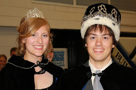 2009 Homecoming King & Queen