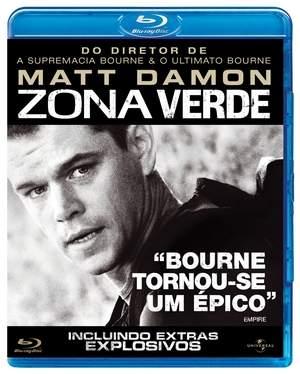 Filme Poster Zona Verde BRRip RMVB Dublado