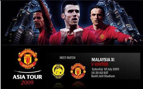 Asia Tour 2009