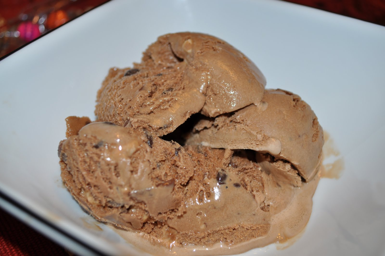 Cristina's Comida: Chocolate Ice Cream