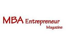 MBA Entrepreneur Magazine