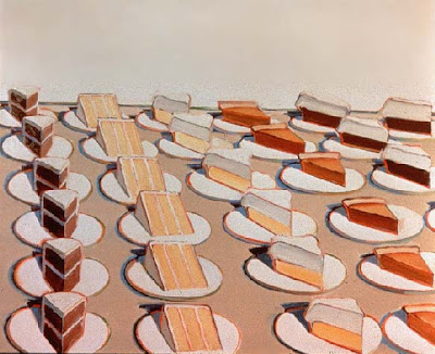 wayne thiebaud paintings. painting: March 2009