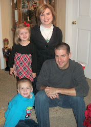 Our family at Christmas