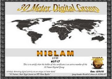 30 METER DIGITAL CLUB