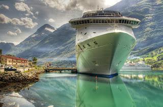 Boat HDR