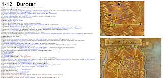 Joana's Horde Leveling Guide