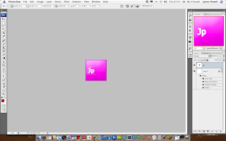 Creating an Adobe Application Icon (Photoshop Tutorial)