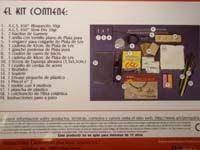 Contenido kit basico   Kits básicos de Art Clay