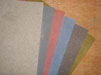 lijas en papel   Lijas en papel