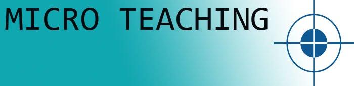 Arti Micro Teaching