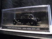 James Bond Car Collection: From Russia With Love