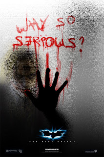 Dark Knight Poster - Why so serious?