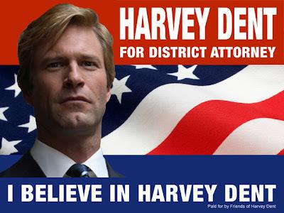Harvey Dent - The Dark Knight