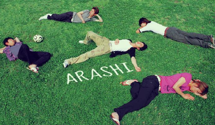 Arashi For Dream!