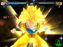 Goku super saiajin 3