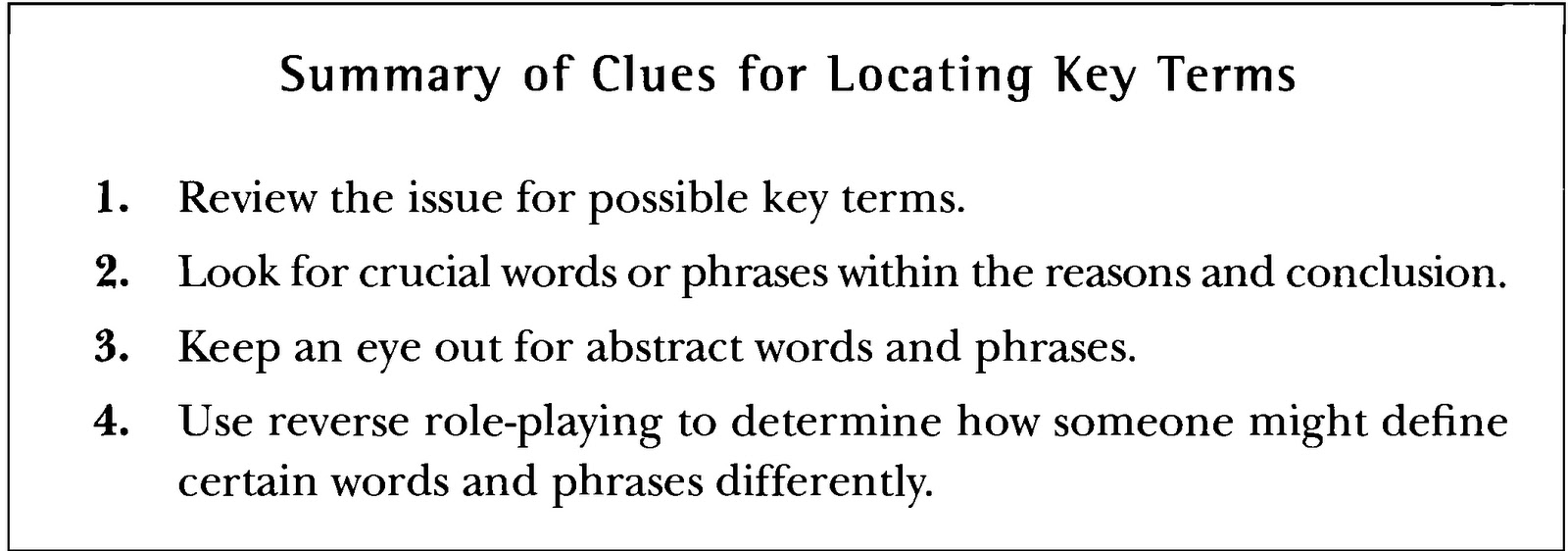 Critical Reading A Guide To Critical Reading What Words Or Phrase