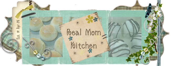 Real Mom Kitchen Blog