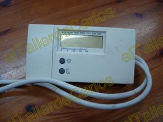 Eltallerdecarlosmanuel termostato digital - Instalar calefaccion gas ...