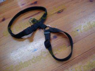 Eltallerdecarlos arreglar collar de perro hacer collar for Como hacer un collar para perro