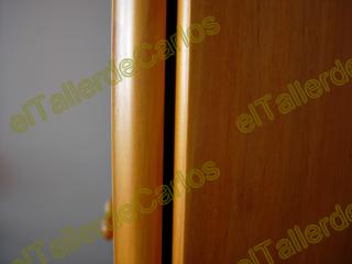 Eltallerdecarlos c mo ajustar y reglar bisagras de - Ajustar puertas armario ...
