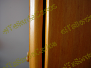 Eltallerdecarlos c mo ajustar y reglar bisagras de puertas de muebles y armarios - Ajustar puertas armario ...