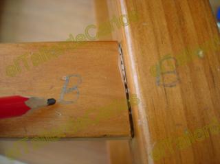 Eltallerdecarlos encolar muebles encolar silla pegar - Como arreglar el asiento de una silla ...