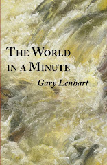 THE WORLD IN A MINUTE by Gary Lenhart