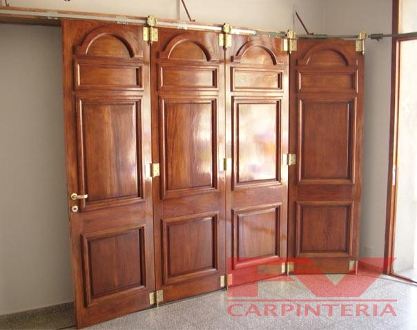 Fv carpinter a - Portones de madera antiguos ...