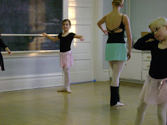 Katelyn at ballet