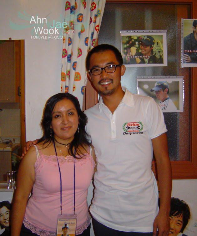 FOREVER MEXICO 안재욱: enero 2011