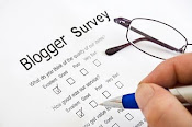 BLOGGER SURVEY
