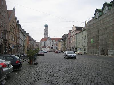 Pragdan Münihe nasıl gidilir