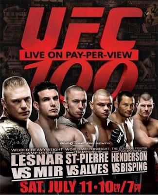 watch ufc 100 live stream free