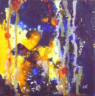 Connie Kleinjans abstract art