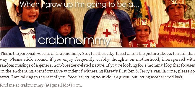 Crabmommy